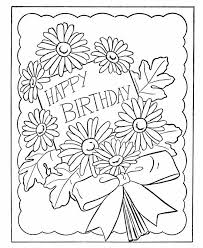 Small Picture Cake Happy Birthday Party Coloring Pages Awesome Projects Happy