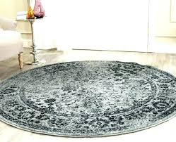 medium size of navy blue and white area rug striped round rugs 7 feet decoration furniture
