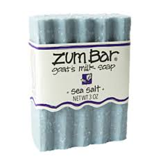 <b>Zum Bar Goat's Milk</b> Soap – Sea Salt – High Cotton Bath