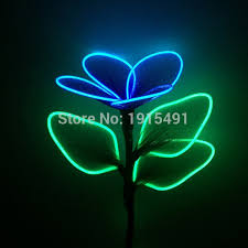 Rave Theme Party Music Theme Party Popular Light Up Festival Gala Show Favors Flower