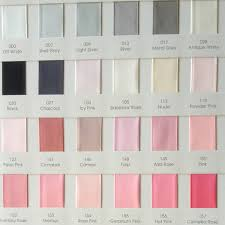 Ruby Ribbon Size Chart 2019 Special Link For Custom Made Plain Ribbon Color Cart 100 Polyester Single Face And Double Face Plain Satin Ribbon Size Chart Swatches From