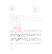Complaint Letter To Landlord 8 Free Word Pdf Documents Download