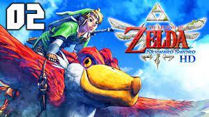 Zelda Skyward Sword HD Let's Play ...