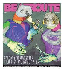 Funhouse Fest Seating Chart Beatroute Magazine Ab Print E Edition April 2017