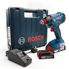 <b>Bosch GDX 180-LI</b> Professional Cordless Impact Driver/Wrench ...