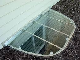 bubble window well covers. Basement Window Well Covers Diy Bubble