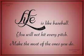 Baseball Quote Impressive Baseball Quotes And Sayings Images Pictures CoolNSmart