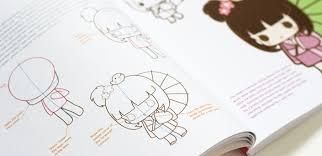kawaii how to draw by sugaroverkill