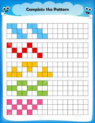Pattern Worksheet New Inspiration Ideas