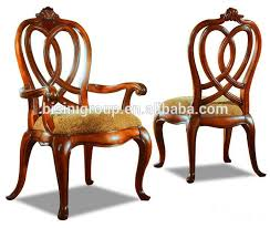 pendale antique wood chair in english style 11 0508a