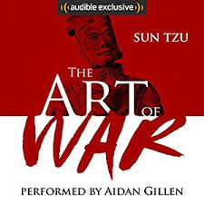 com the art of war audible audio edition sun tzu aidan  com the art of war audible audio edition sun tzu aidan gillen audible studios books
