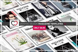 Design 2 Part Magazine New Years Sale 8 Professional Graphic Design Magazine
