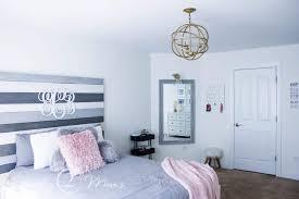 teen girl bedroom makeover final
