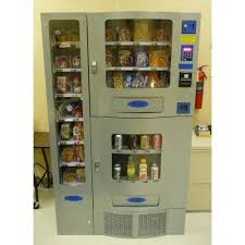 Vending Machines Calgary Simple 48 Antares Purco 48 Pc Office Deli Vending Machine Allsoldca