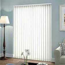 sliding door vertical blinds. Creative Vertical Blinds For Sliding Door Patio White Double Glass Venetian L