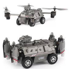 <b>FY330 2 In</b> 1 Air And Land Mode 0.3MP 480P WIFI FPV Toys 2.4G ...
