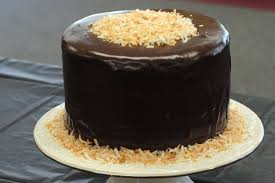 Decorated German Chocolate Cake Chocolate Peanut Butter Cheesecake Inside Brucrew Life