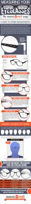 Sunglasses Frame Size Chart Glasses Frame Size Guide Infographic