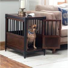 dog kennel end table dog kennel end table wooden pet puppy cage solid wood medium crate dog kennel