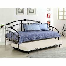 daybed with pop up trundle and mattresses
