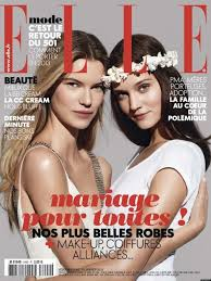 French Elle Magazine Releases Marriage For All Issue Huffpost