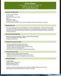 Jobstreet Resume Sample For Fresh Graduate Danetteforda