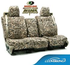 coverking mossy oak camo seat covers