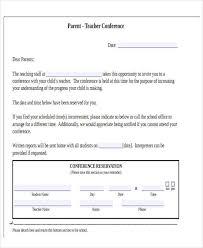 Meet The Teacher Letter Templates Parents Meeting Letter Magdalene Project Org