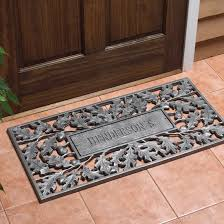 outdoor front door matsFront Door Mats Outdoor Personalized 712