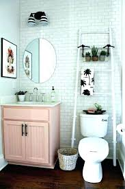 cute bathroom ideas decorating apartment decor green