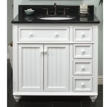 white bathroom vanities 36 inch. Interesting Bathroom Sagehill Designs CR3621D White Bayside Cottage Retreat 36 Inch Bathroom  Vanity Cabinet On Vanities
