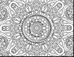 Spectacular Challenging Coloring Pages