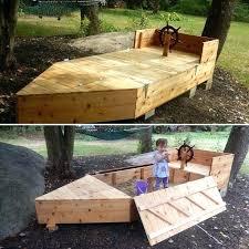 cedar sandbox sandbox badger basket cedar sandbox with canopy