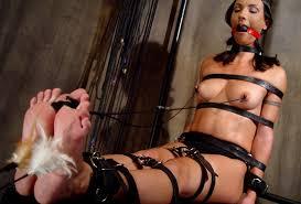 Free nude female tickle bondage clips