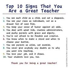 being a good teacher essay the heart of teaching what it means to be a great teacher