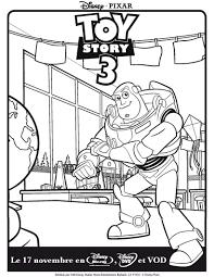 Coloriages Toy Story 3 Buzz L Clair Fr Hellokids Com