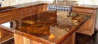 staining concrete countertops concrete stained concrete countertops cost staining concrete countertops