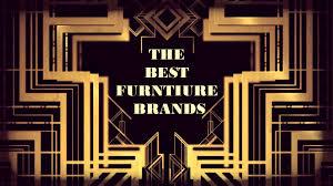 best furniture brands banner quality furniture brands