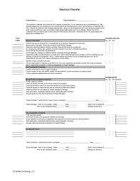Contractor Checklist General Contractor Checklist Template Rome Fontanacountryinn Com
