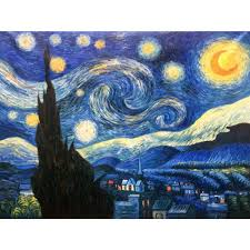 pop art artists vincent van gogh oil painting reion starry night home decor hand painted