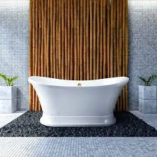 60 freestanding tub reviews with end drain canada 60 freestanding tub az32r inch