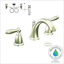replacing bathroom sink cost to install bathroom sink and faucet how to install new bathroom faucet