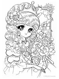 Small Picture Big Eyes Adult Coloring S Google Search Coloring S Anime