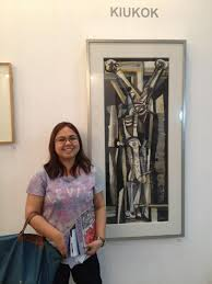claris ganda on twitter crucifixion by ang kiukok i want to take this home badly manilaart2016 art painting t co 5uhh5hskll