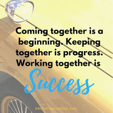 Quotes On Teamwork Interesting Teamwork Quotes 48 Best Inspirational Quotes About Working Together