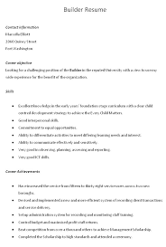 Career Builder Resume Template Mesmerizing Resume Building Tips 48 Ifest