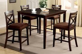 weston 5 piece counter height dining set