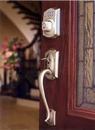 keypad front door lockKeyless Entry Deadbolts  Fortress Lock and Security