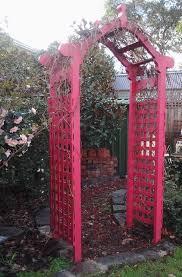 garden arch kent with lattice a real eye catcher