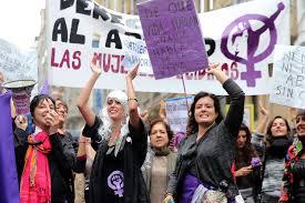 Resultado de imagen para foto de feministas